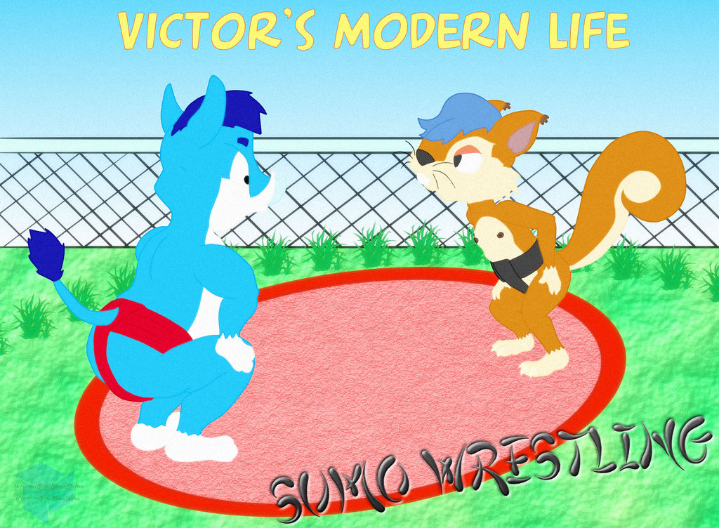 Victor's Modern Life by VictorLeason