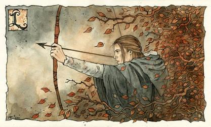 Legolas by LiigaKlavina