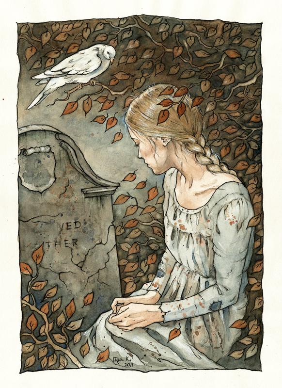 Cinderella by LiigaKlavina