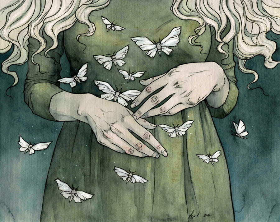 Cold hands by liga-marta