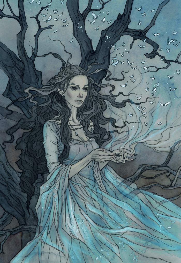 The Seelie Queen by liga-marta
