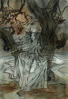 Faerie of the mist