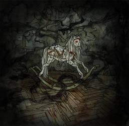 Haunted object by LiigaKlavina