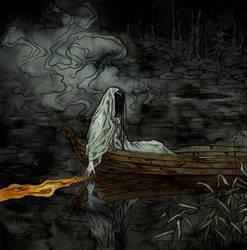 River of sadness. by LiigaKlavina