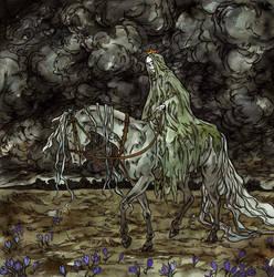the grim rider