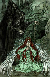 Swan Princess. The Curse of the Witch