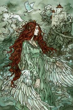 Swan Princess.