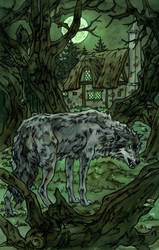 Wolf Stranger 4
