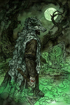 Wolf Stranger