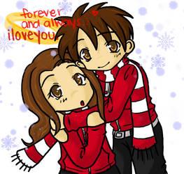 Happy Valentines Day by strawbaerie