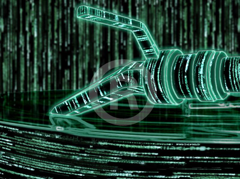 Matrix is around You by jezjerzy