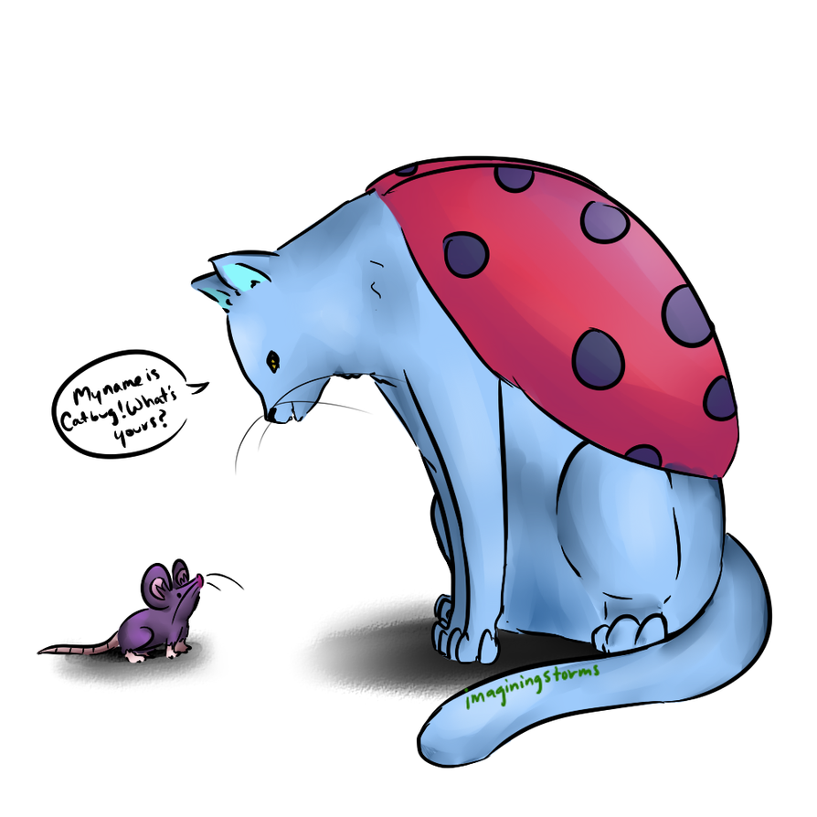 Catbug By Imaginingstorms On Deviantart