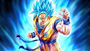Son Goku Dragon Ball 4K Wallpaper
