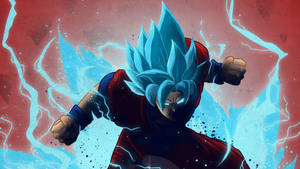 Son Goku Anime 5K Wallpaper