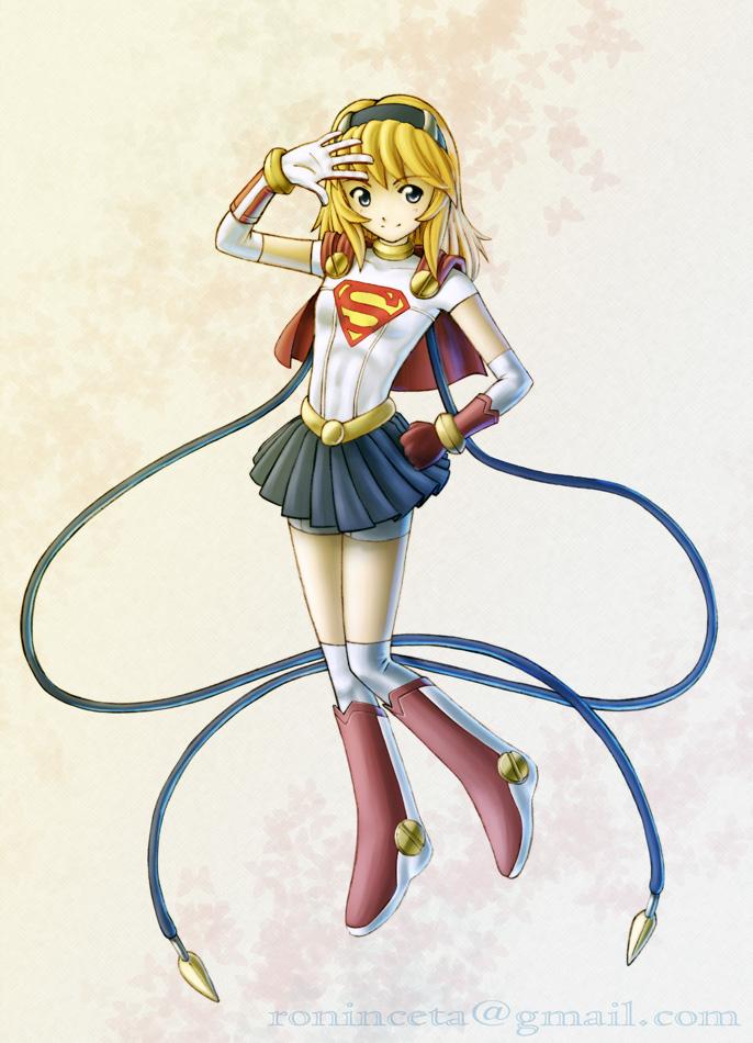 Angelic layer supergirl by ceta on deviantart for Ponteggio ceta dwg