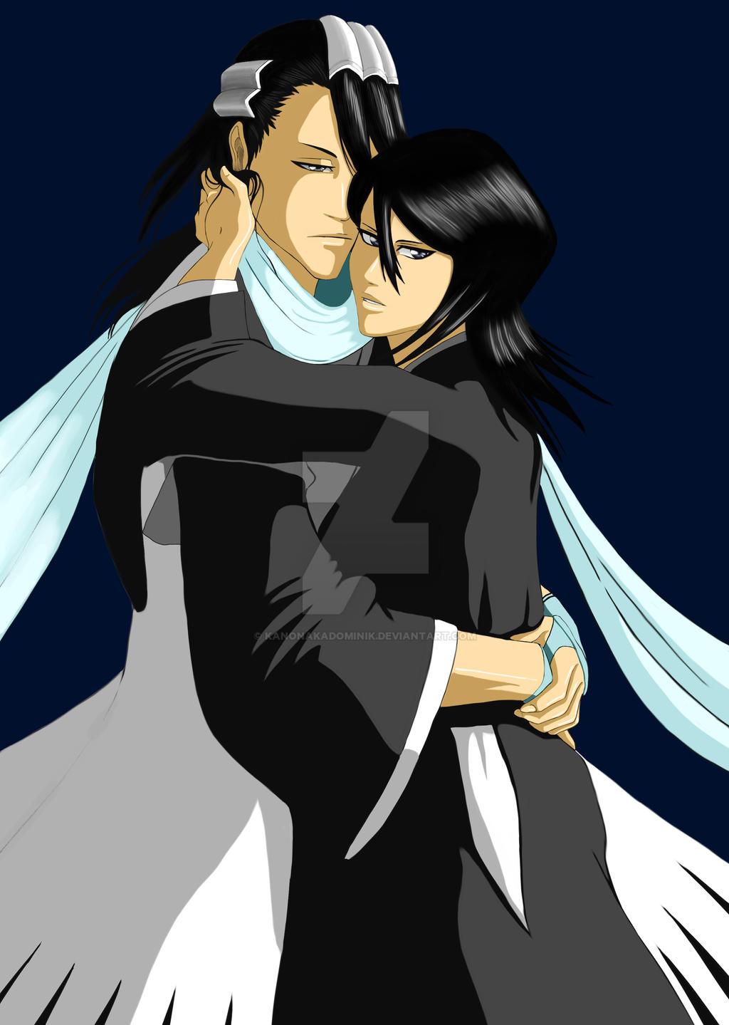 rukia and byakuya relationship goals