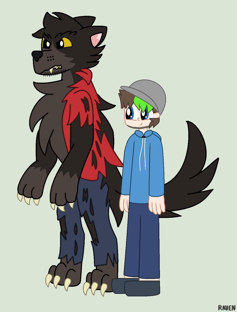 Werewolf dating service