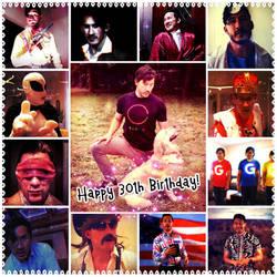 Happy 30th Birthday Mark! by Ravenslpash26