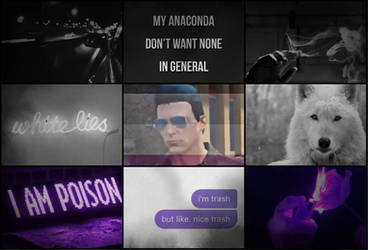 Asexual Jimmy Aesthetic by Ravenslpash26