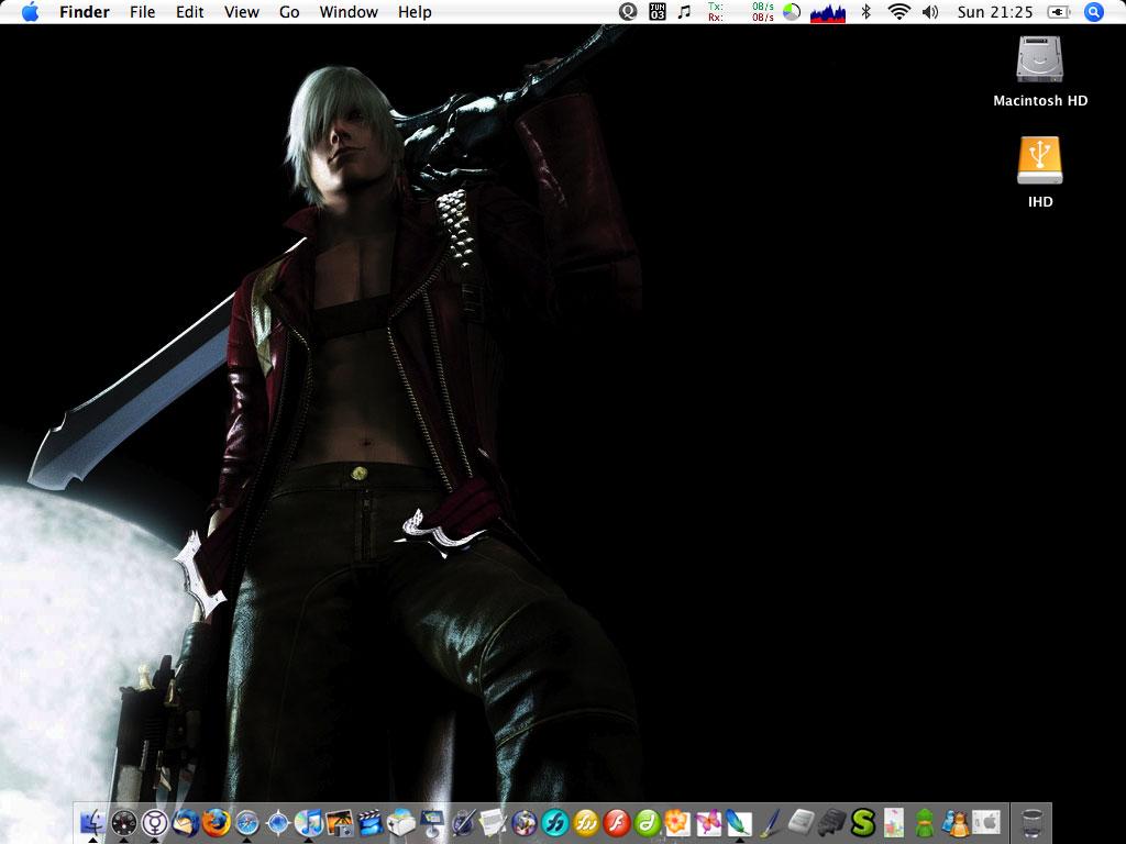 desktop by Staingirl