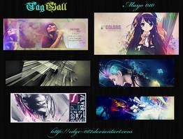 Tag Wall Mayo 010 by EDGE-082