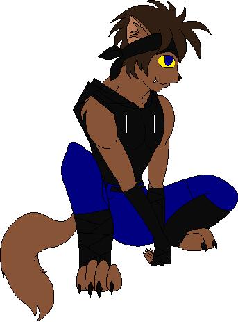 Werewolf90x by werewolf90x