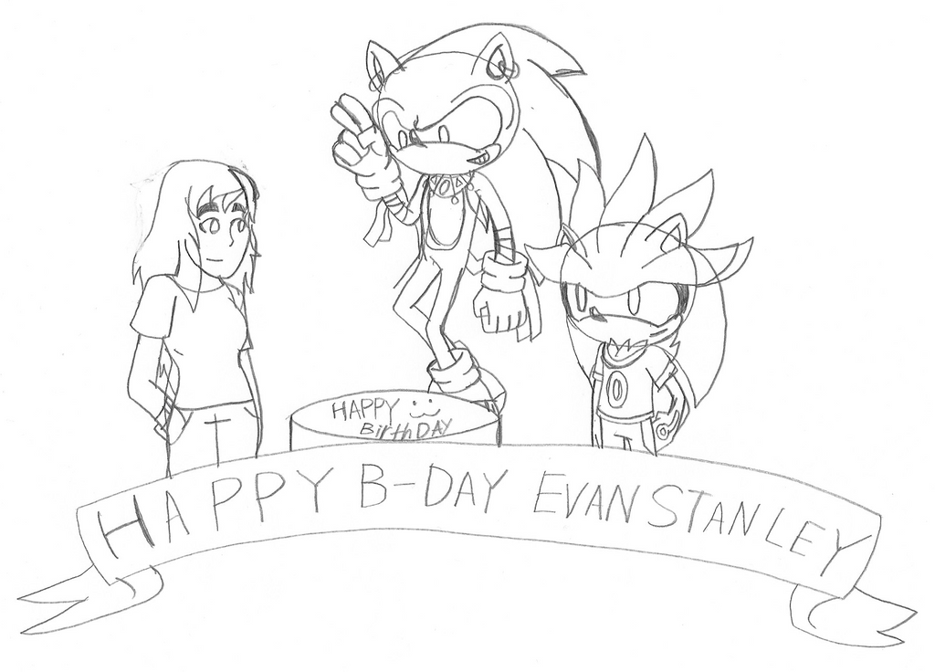 Gift For Evan by werewolf90x