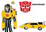 Transformers Omega Sunstreaker