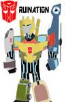 Transformers Omega Ruination
