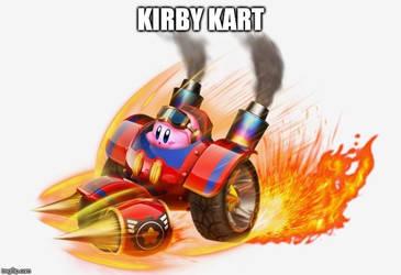 Kirby Kart by JIMBYtheNERD
