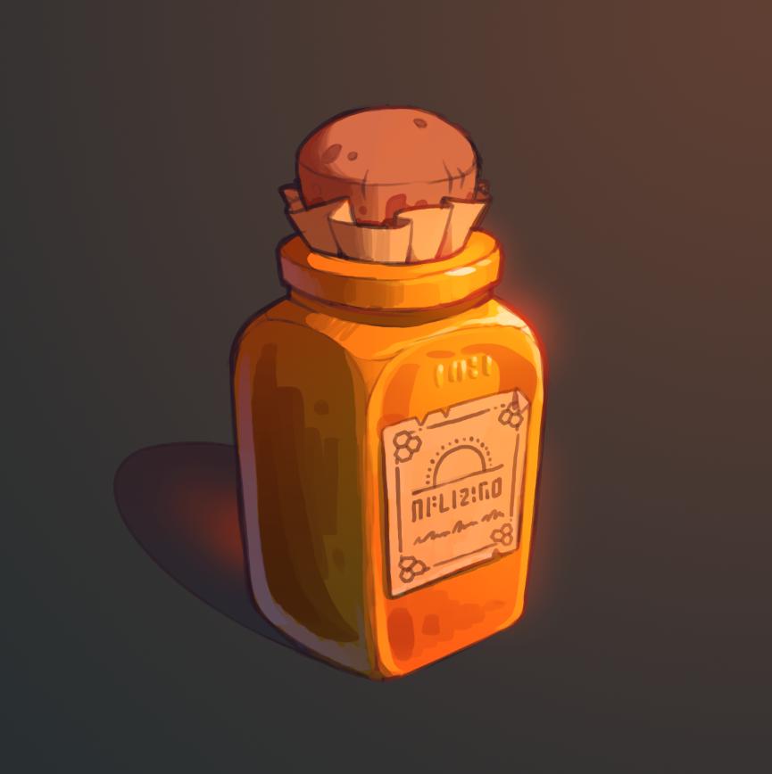 Bottle Paint 03 by inkopath