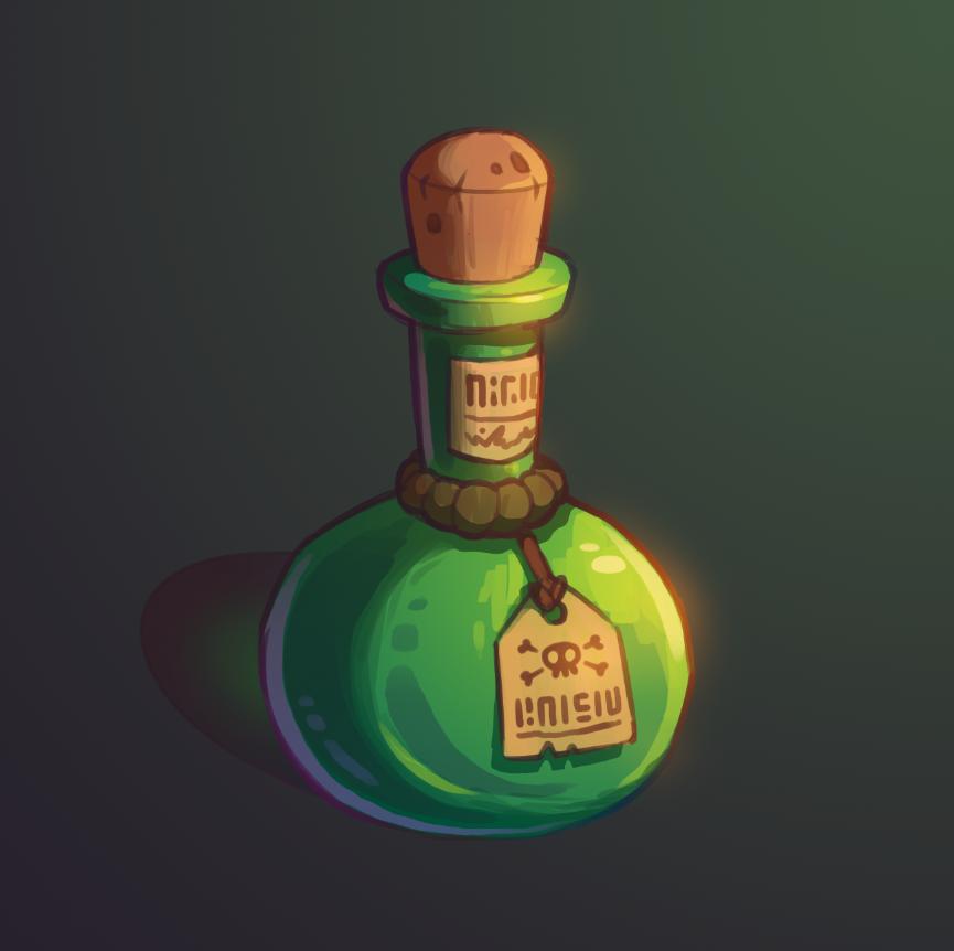 Bottle Paint 04 by inkopath
