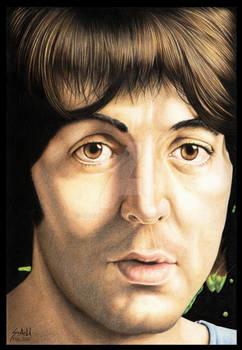 Paul McCartney 1968