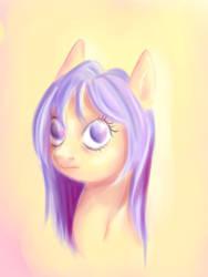 Pony by Coco-drillo