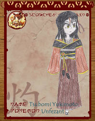 Pokimono - Tsubomi Yukimoto by VulpixTheLoner