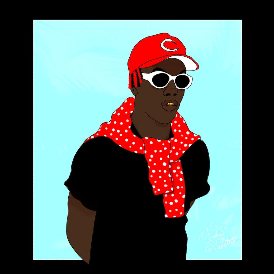 Lil Yachty by smartgirl43686