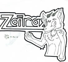 Trade. Zaira-X by katx-fish