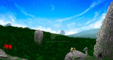 High Unknown Ruins