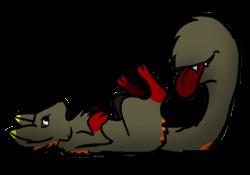 Mawtail by GoldenScar