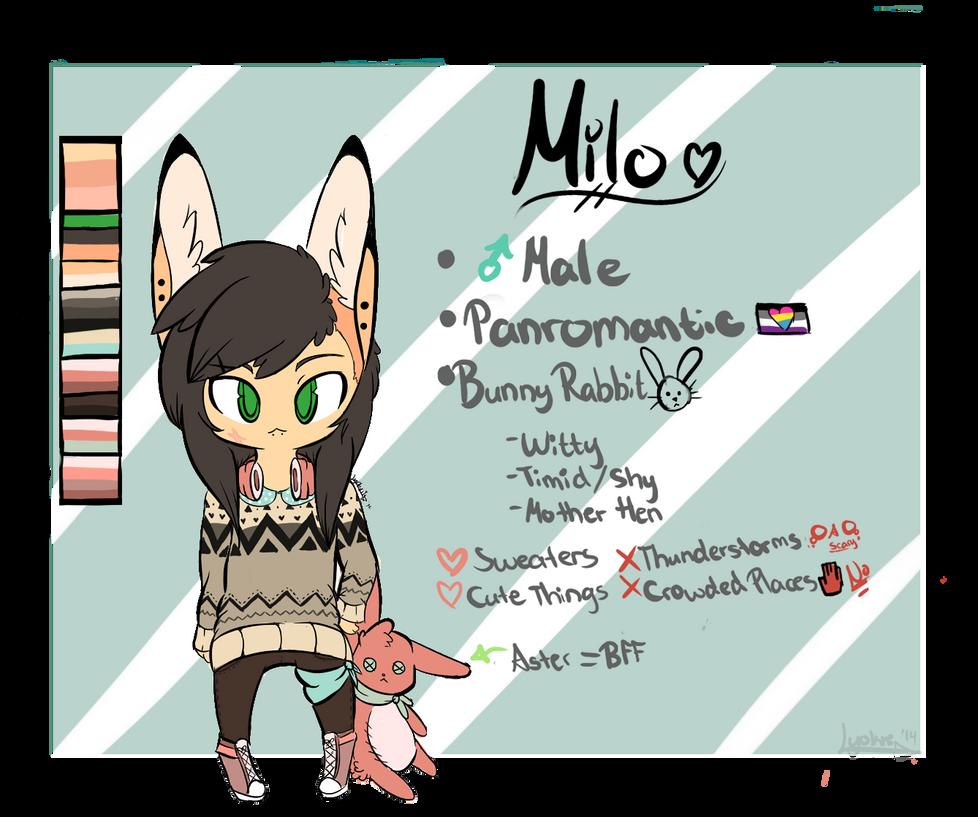 Introducing Milo by Lyokni
