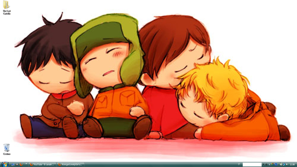 South Park Wallpaper by Martyna-Chan