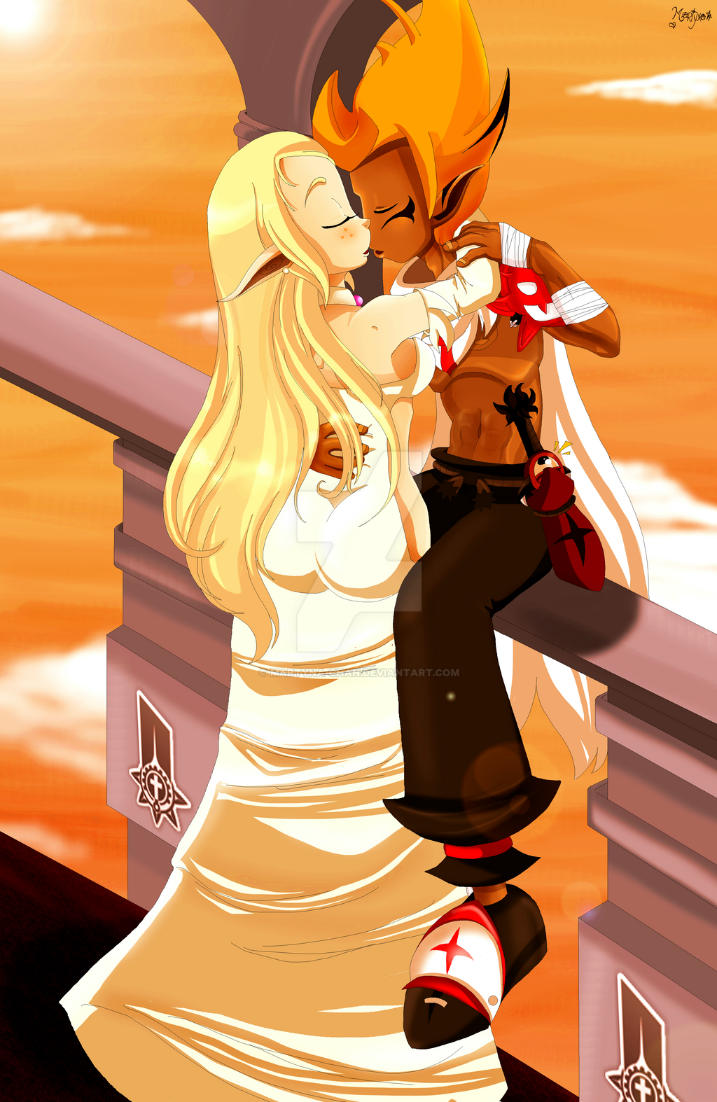 Love Story by Martyna-Chan on DeviantArt
