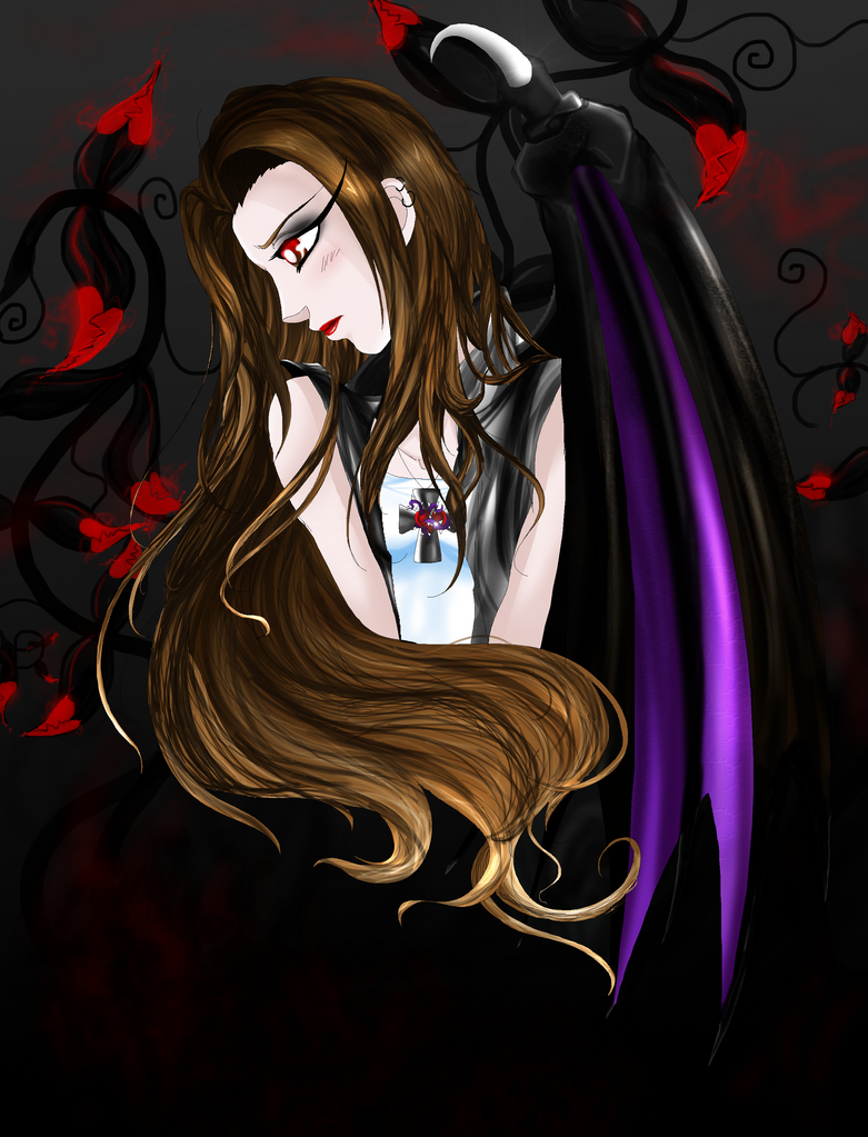 But a broken heart is blind by Martyna-Chan