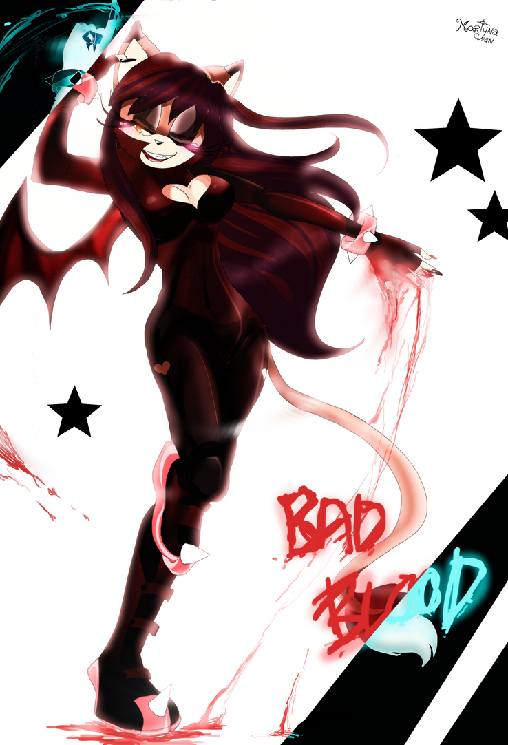 Bad Blood :gift: by Martyna-Chan