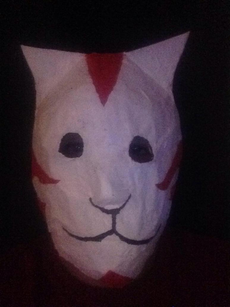 Anbu Black Ops Mask by madmanmike1995
