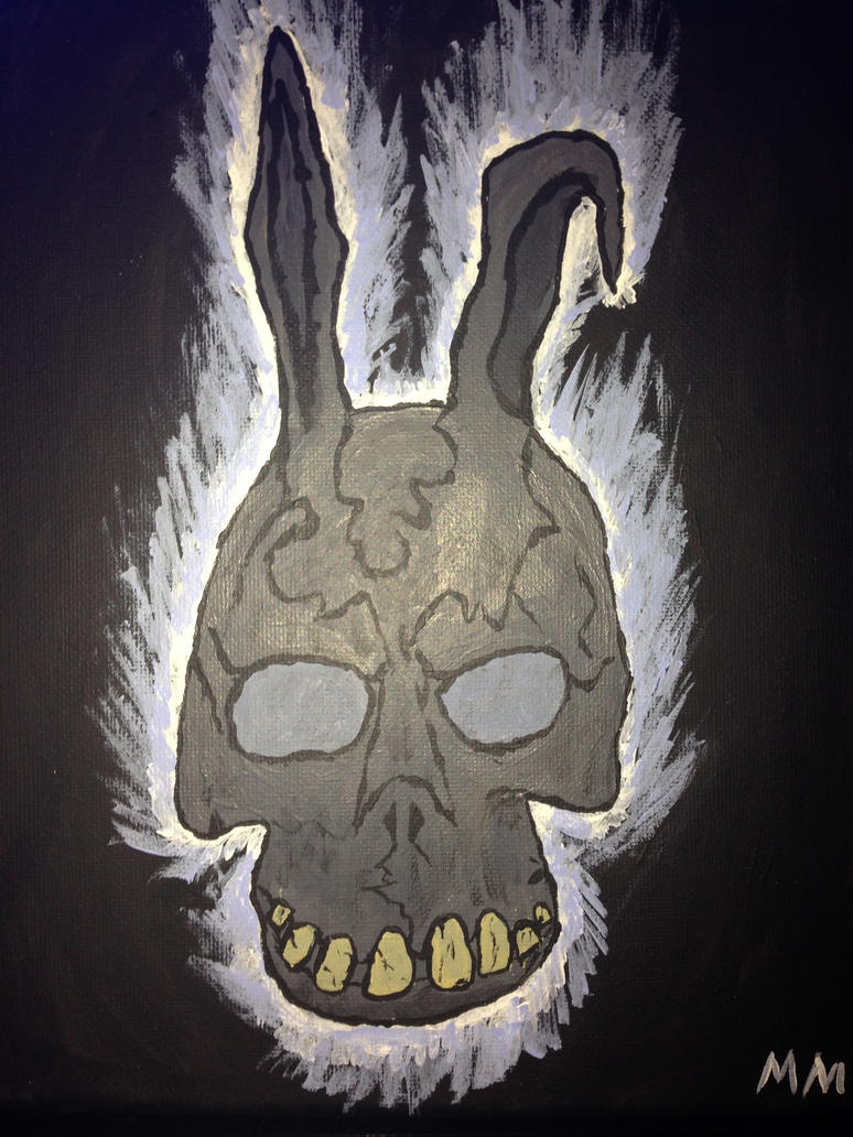 Frank the Bunny by madmanmike1995