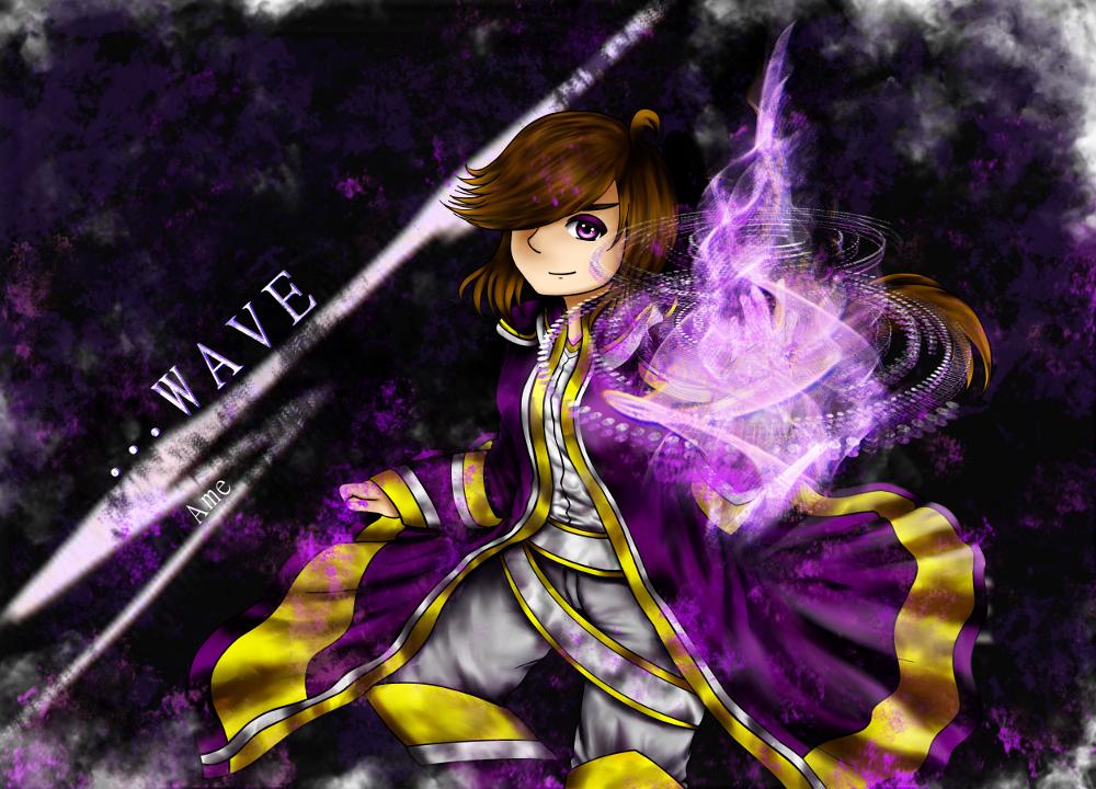 WAVE - Ame [Utau Cover] by WonderfulMelody8