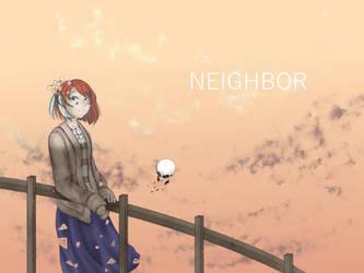 [UTAU Cover] NEIGHBOR [Kohaku Merry] by WonderfulMelody8