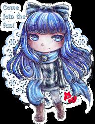 [CE] Chibi Aoi by WonderfulMelody8