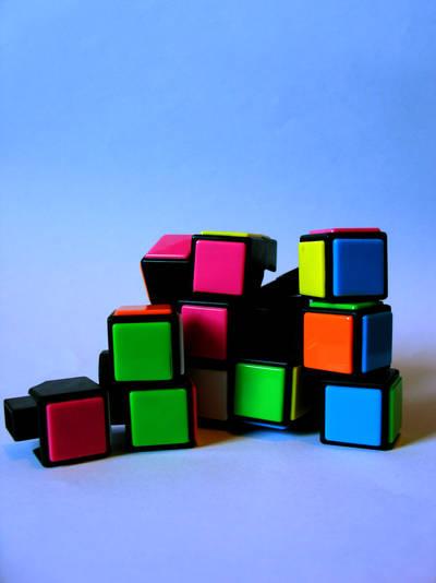 Rubiks Cube by scott0002